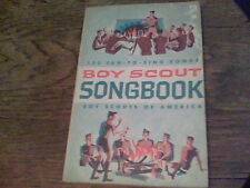 150 Fun-to-Sing Songs Boy Scout Songbook 1963    wb13