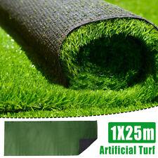 Artificial Turf Grass Mat Synthetic Landscape Fake Lawn Yard Garden 3.4x82ft
