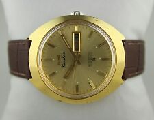 Vintage HMT kanchan made in india  men's automatic working  wrist watch