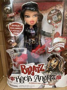 Bratz 2021 Rock Angelz Jade Doll 20 Yearz Special Edition Fashion New In Hand FS