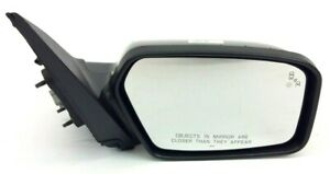 10-12 Ford Fusion Mercury Milan power heat blind spot passenger Side View Mirror