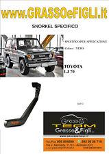 Kit Snorkel Aspirazione Aria Specifico For  TOYOTA LAND CRUISER LJ70   S45/C