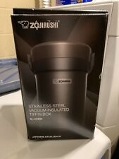 Zojirushi ZOJIRUSHI thermal insulation lunch box stainless steel lunch jar