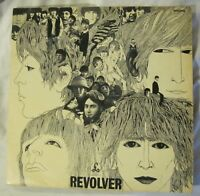 THE BEATLES - REVOLVER PMC7009 Dr. ROBERT  LABEL & SLEEVE 1ST PRESS UK EX