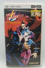 Night Warriors: Darkstalkers Revenge Movie (UMD, PSP)
