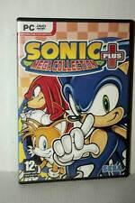 SONIC MEGA COLLECTION GIOCO USATO BUONO STATO PC DVD VERSIONE ITALIANA VBC 46689