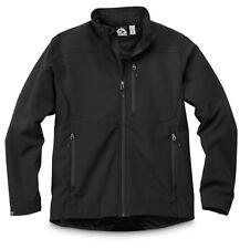 Storm Creek Shell Jacket XL Black Mens Size Polyester Outerwear New Nwt Man Sz