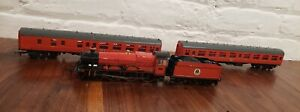 HO Bachmann Harry Potter Chamber of Secrets Hogwarts Express Running Engine