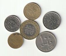 BAHRAIN  Lote de monedas distintas