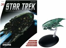 Star Trek The Official Starships Collection ROMULAN DRONE #AA12 - Free p&p