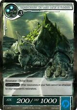 FOW TCG Aspidochelone, the Giant Turtle of Wisdom 1-120 R Valhalla Force of Will