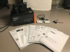 Sony Cyber-shot DSC-RX100 VA DSC-RX100M5A includes SanDisk Extreme Pro 64 GB!