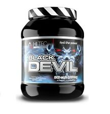 BLACK DEVIL 240 CAPS DAA ZMA TRIBULUS TESTOSTERONE BOOSTER ANABOLIC Pills