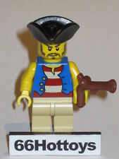 LEGO Pirates 6243 Pirate minifigure New
