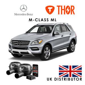 Mercedes-Benz M Class ML THOR Electronic Exhaust, 2 Loudspeaker UK