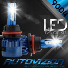 AUTOVIZION LED HID Headlight kit 9004 HB1 6000K for Infiniti QX4 1997-1998