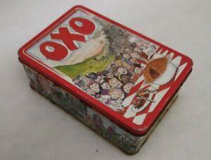 Oxo tin. 1992 award winning design