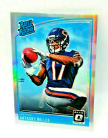2018 Anthony Miller Panini Donruss OPTIC HOLO SP Rookie PRIZM RC Chicago Bears!