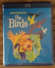 THE BIRDS BLU-RAY SEALED Alfred Hitchcock horror Tippi Hedren Rod Taylor