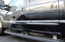 2012-2014 Toyota Camry CHROME DOOR BODYSIDE MOLDING Carrichs
