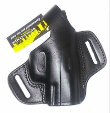 Tagua BH1-125 Taurus 24/7 Compact Thumb Break Belt Holster Right Hand Black