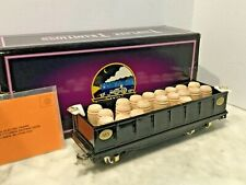 MTH TINPLATE TRADITIONS 10-2014    # 192 MERCHANDISE CAR NEW IN BOX