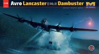 HK MODELS Avro Lancaster B Mk.III Dambuster 1/32 Plastic model
