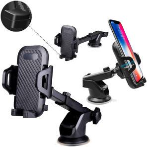 Handyhalterung Auto Armaturenbrett Universal KFZ Handy Smartphone Navi Halter