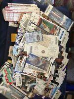 Random Lot Of 50 Sports Tickets & Stubs Mainly MLB, NHL