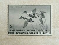 Federal Duck Stamp RW12 Shoveller Ducks Mint Light Hinged OG