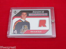 Rostislav Olesz ROOKIE THREADS JERSEY CARD - Florida Panthers Upper Deck '05 NHL