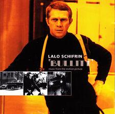 Bullitt-1968- Original Movie Soundtrack- CD