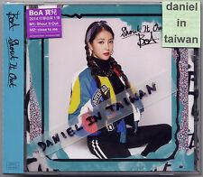BoA: Shout it out (2014) Korea Japan / CD & DVD VERION B TAIWAN