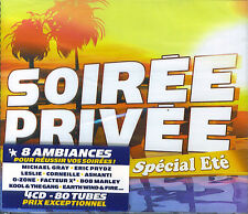 Soirée Privée : Spécial Eté (4 CD)
