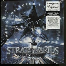 "STRATOVARIUS ELYSIUM 2011 LIMITED EDITION CD + 7"" 45 GIRI SEALED"