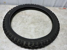 3.00-21 51P Dunlop D605F front Enduro dirtbike motorcycle tire wheel 3.00 21