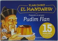 FLAN CHINO EL MANDARIN PORTUGUESE INSTANT DESSERT CREAM CARAMEL PUDDING 14,4g