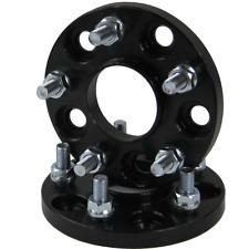 2PCS Wheel Spacers 5×114.3 Thread Pitch 1/2UNF Hub Bore 70.5mm 35mm