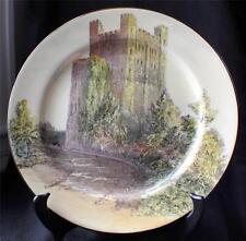 """Vintage Royal Doulton England Rochester Castle 10 1/4"""" Decorative Plate"""