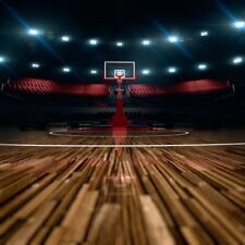 8x8Ft Vinyl Photography Backgrounds Basketball Sports Photo Backdrop Studio Prop