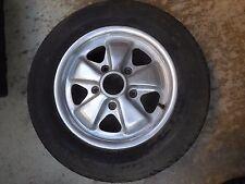 Porsche 911 Original FUCHS Wheel 5 1/2 J x 14  901 361 016 00  02/70 date stamp