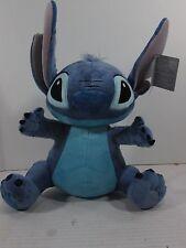 "Disney Store Stitch Plush Doll Toy Medium Size 16"" H Lilo & Stitch NWT"