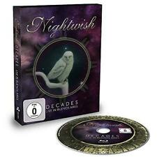 Nightwish - Decades: Live In Buenos Aires (NEW BLU-RAY)