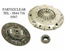 MG ZR CLUTCH KIT 2.0 TD 06/2001-08/2005 3 PIECE *NEW*