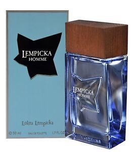 Lolita Lempicka homme100ml Eau Toilette spray