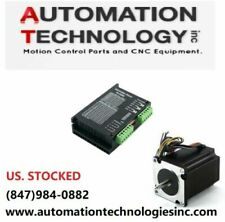 2 Axis CNC Kit 570 oz.in Nema 23 Stepper Motor & Driver CNC Mill Router