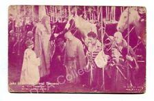 COSSACKS-ARCADE CARD-JOHN GILBERT/ERNEST TORRENCE-1920 G