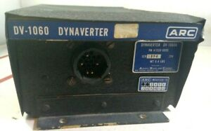 ARC Dynaverter Aerospace Aircraft Radio Control Aviation DV-1060 47550-0000