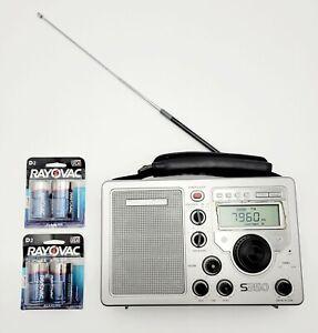 Grundig S350 Radio AM/FM/SW Tested
