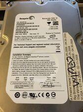 "Seagate 500 GB,Internal,7200 RPM,3.5"" ST3500830AS Hard Drive 3.aac 9bj136-300"